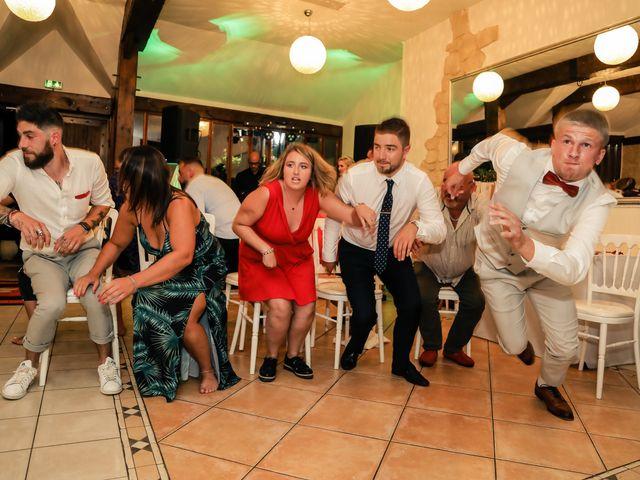 Le mariage de Sébastien et Magalie à Juziers, Yvelines 206