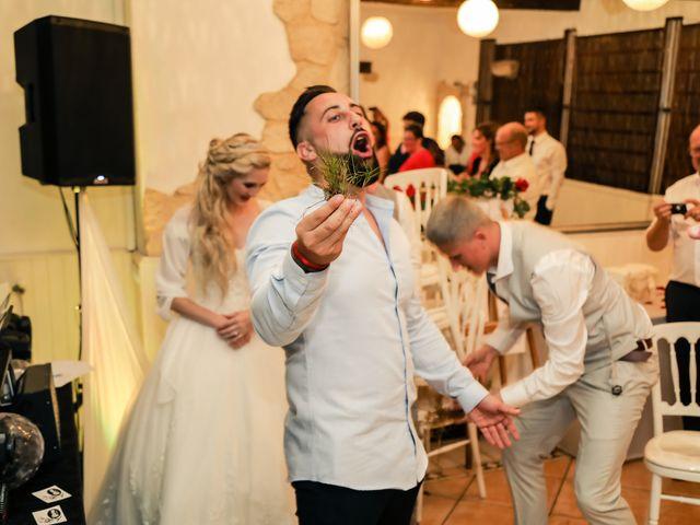 Le mariage de Sébastien et Magalie à Juziers, Yvelines 210