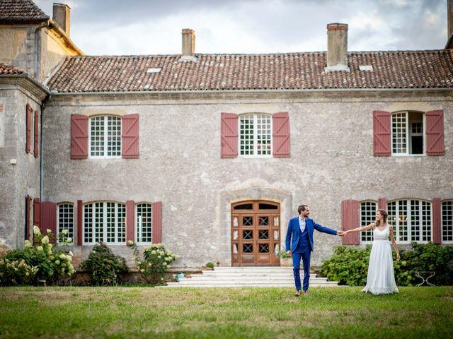 Le mariage de Maxime et Laura à Mont-de-Marsan, Landes 9