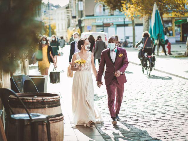 Le mariage de Salomon et Karine à Valence, Drôme 11