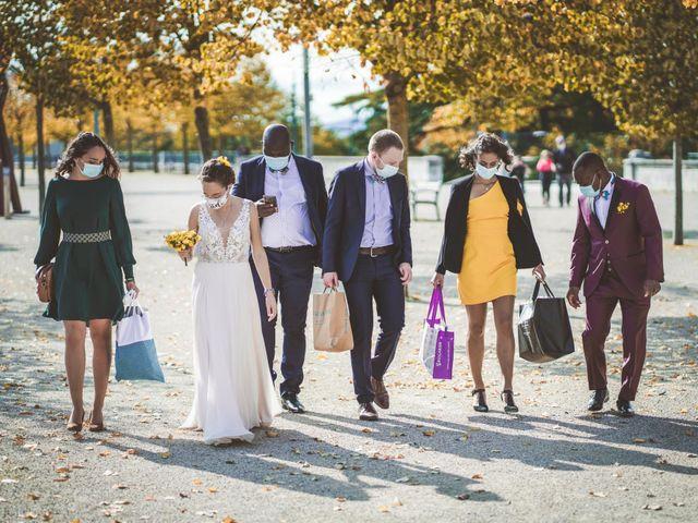 Le mariage de Salomon et Karine à Valence, Drôme 12