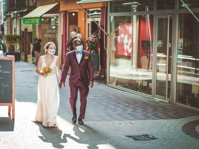 Le mariage de Salomon et Karine à Valence, Drôme 15