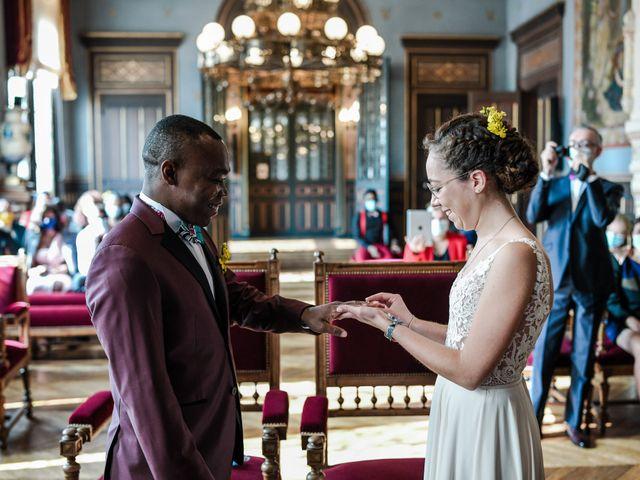 Le mariage de Karine et Salomon
