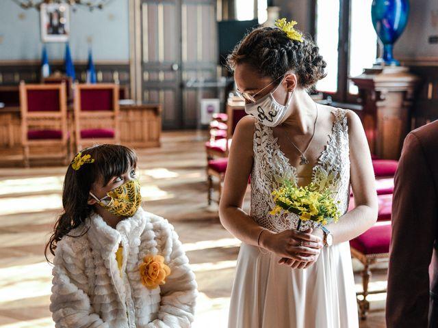 Le mariage de Salomon et Karine à Valence, Drôme 25