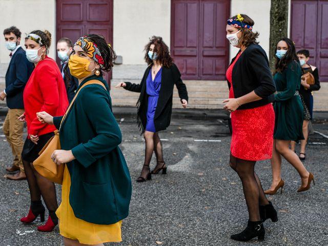 Le mariage de Salomon et Karine à Valence, Drôme 27