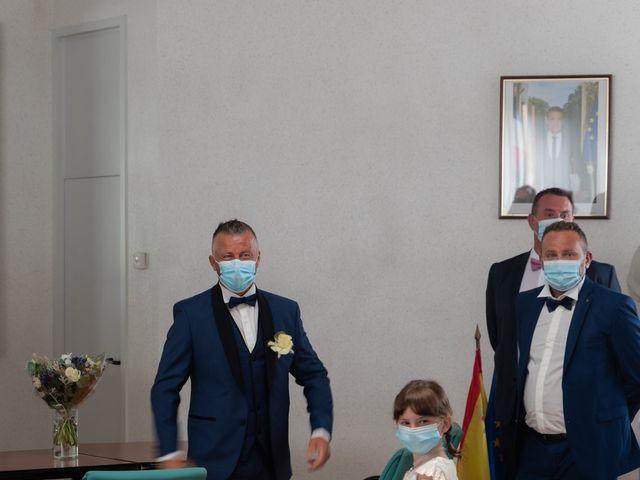 Le mariage de Xavier et Daphné à Carbon-Blanc, Gironde 10