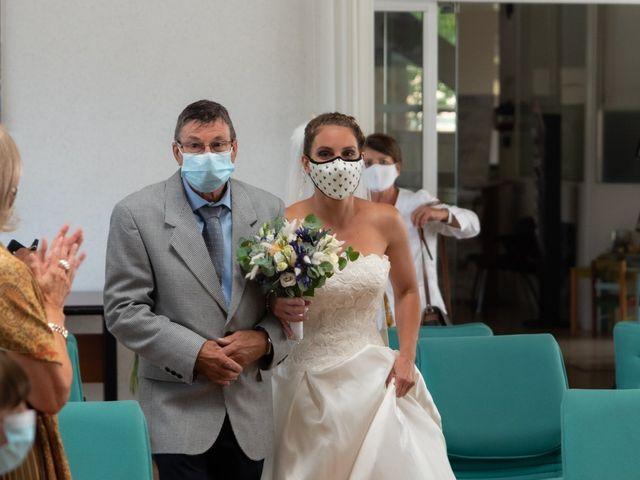 Le mariage de Xavier et Daphné à Carbon-Blanc, Gironde 11
