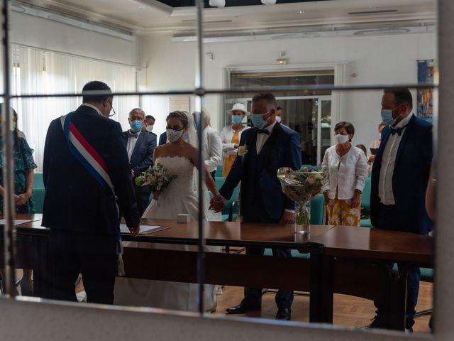 Le mariage de Xavier et Daphné à Carbon-Blanc, Gironde 12