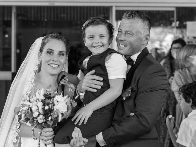 Le mariage de Xavier et Daphné à Carbon-Blanc, Gironde 18