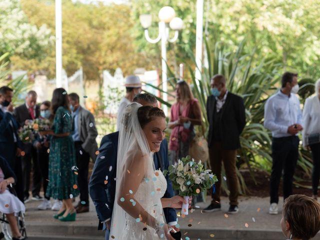 Le mariage de Xavier et Daphné à Carbon-Blanc, Gironde 19
