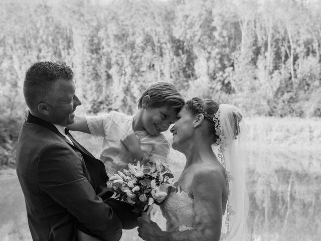 Le mariage de Xavier et Daphné à Carbon-Blanc, Gironde 26