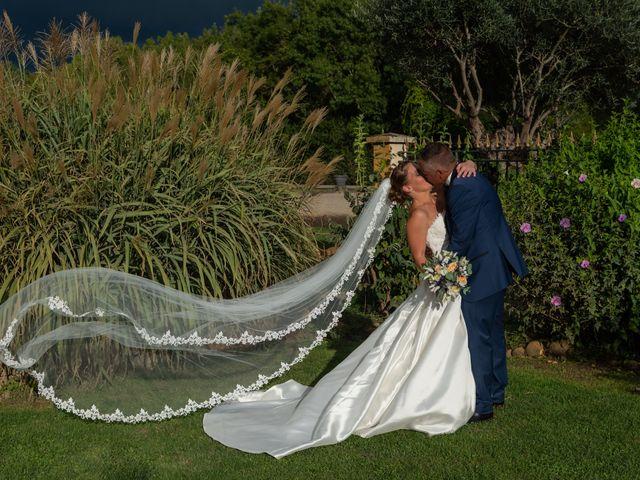 Le mariage de Daphné et Xavier