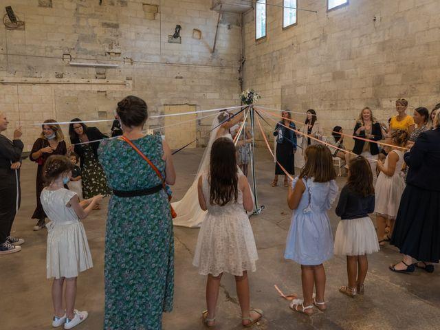 Le mariage de Xavier et Daphné à Carbon-Blanc, Gironde 28