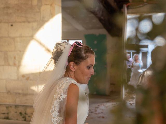 Le mariage de Xavier et Daphné à Carbon-Blanc, Gironde 31