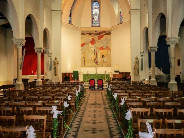 Le mariage de Christophe et Élodie à Villemomble, Seine-Saint-Denis 31