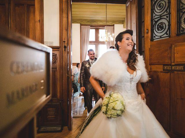 Le mariage de Mickaël et Laurence à Draillant, Haute-Savoie 17
