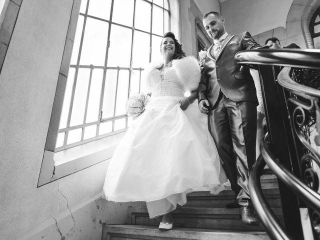 Le mariage de Mickaël et Laurence à Draillant, Haute-Savoie 18