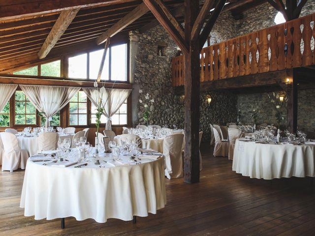 Le mariage de Mickaël et Laurence à Draillant, Haute-Savoie 19