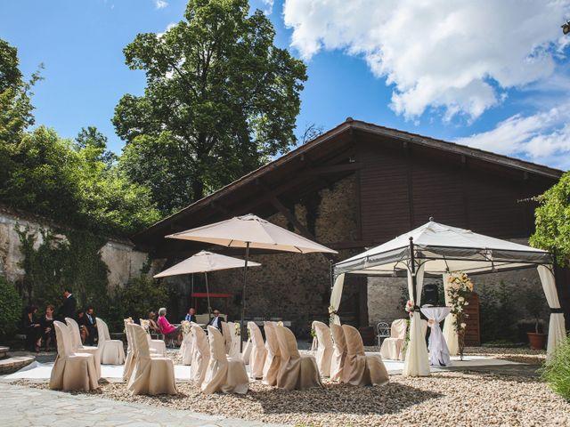 Le mariage de Mickaël et Laurence à Draillant, Haute-Savoie 22