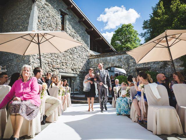 Le mariage de Mickaël et Laurence à Draillant, Haute-Savoie 23