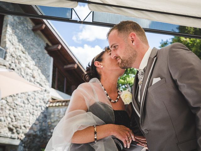 Le mariage de Mickaël et Laurence à Draillant, Haute-Savoie 24