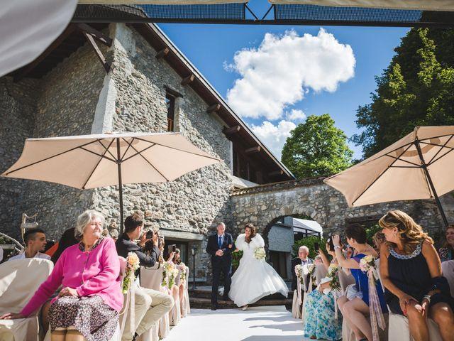 Le mariage de Mickaël et Laurence à Draillant, Haute-Savoie 25