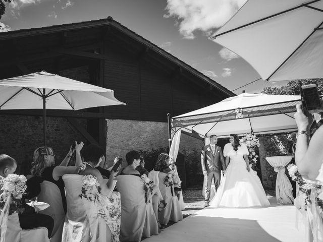 Le mariage de Mickaël et Laurence à Draillant, Haute-Savoie 26