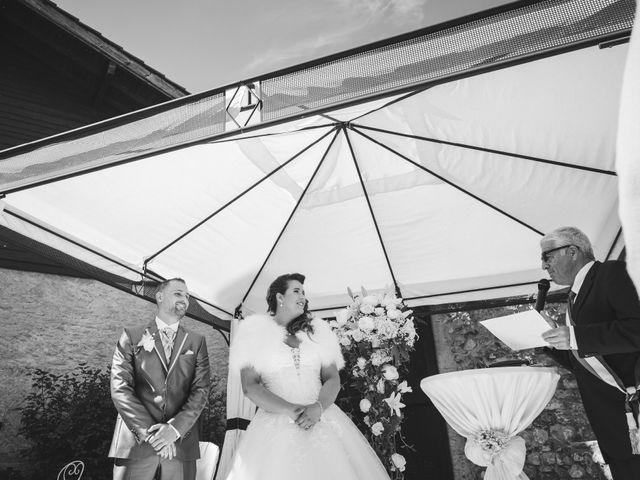 Le mariage de Mickaël et Laurence à Draillant, Haute-Savoie 27