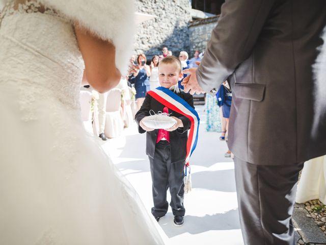 Le mariage de Mickaël et Laurence à Draillant, Haute-Savoie 28