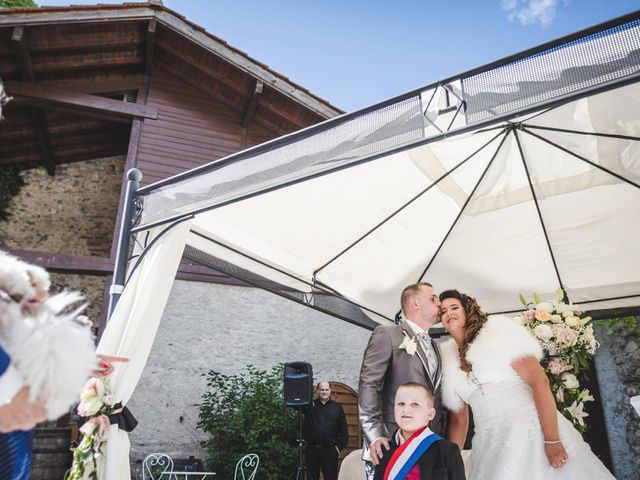 Le mariage de Mickaël et Laurence à Draillant, Haute-Savoie 29
