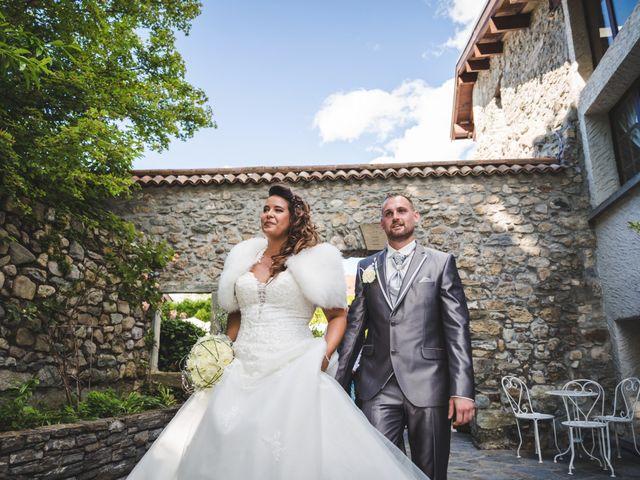 Le mariage de Mickaël et Laurence à Draillant, Haute-Savoie 31
