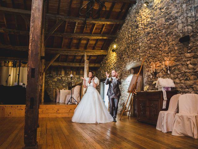 Le mariage de Mickaël et Laurence à Draillant, Haute-Savoie 35