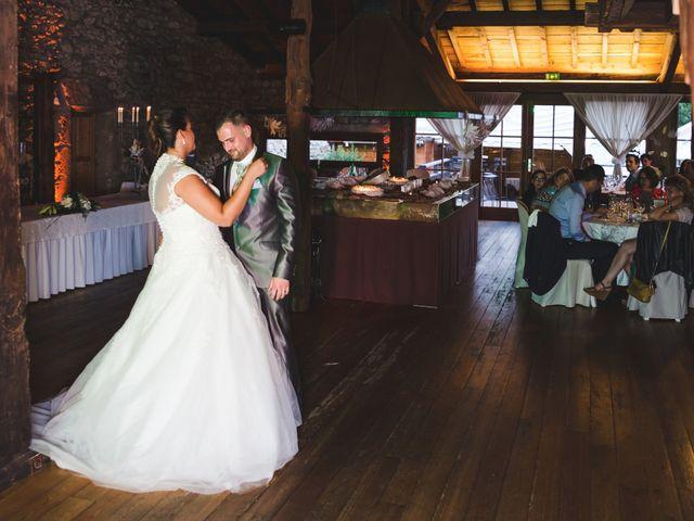 Le mariage de Mickaël et Laurence à Draillant, Haute-Savoie 40