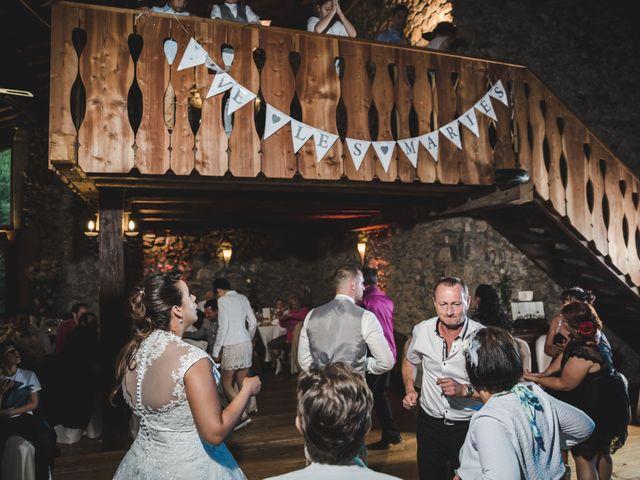 Le mariage de Mickaël et Laurence à Draillant, Haute-Savoie 42