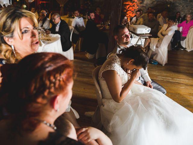 Le mariage de Mickaël et Laurence à Draillant, Haute-Savoie 46
