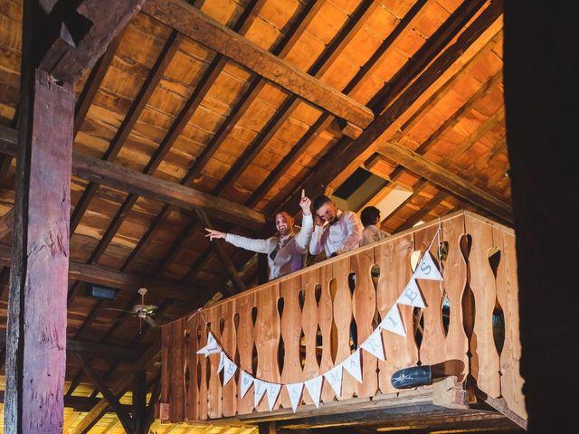 Le mariage de Mickaël et Laurence à Draillant, Haute-Savoie 49