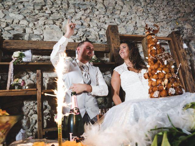 Le mariage de Laurence et Mickaël