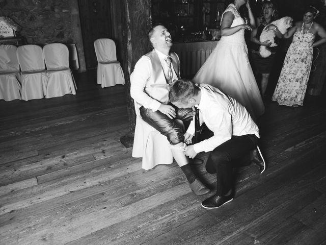 Le mariage de Mickaël et Laurence à Draillant, Haute-Savoie 51