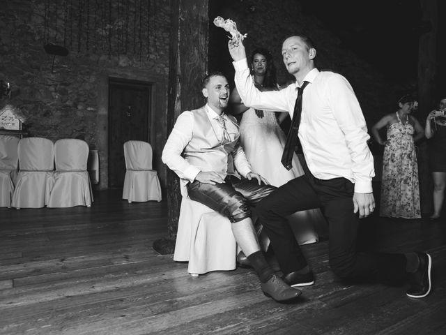 Le mariage de Mickaël et Laurence à Draillant, Haute-Savoie 52