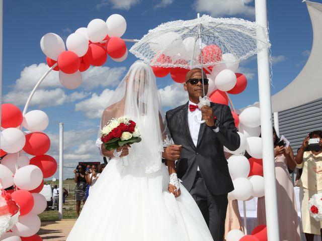 Le mariage de Rudy et Léïla à Saint-Germain-Laval, Seine-et-Marne 29