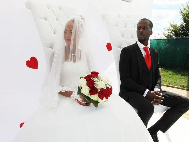 Le mariage de Rudy et Léïla à Saint-Germain-Laval, Seine-et-Marne 46
