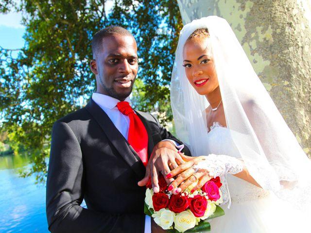 Le mariage de Rudy et Léïla à Saint-Germain-Laval, Seine-et-Marne 54