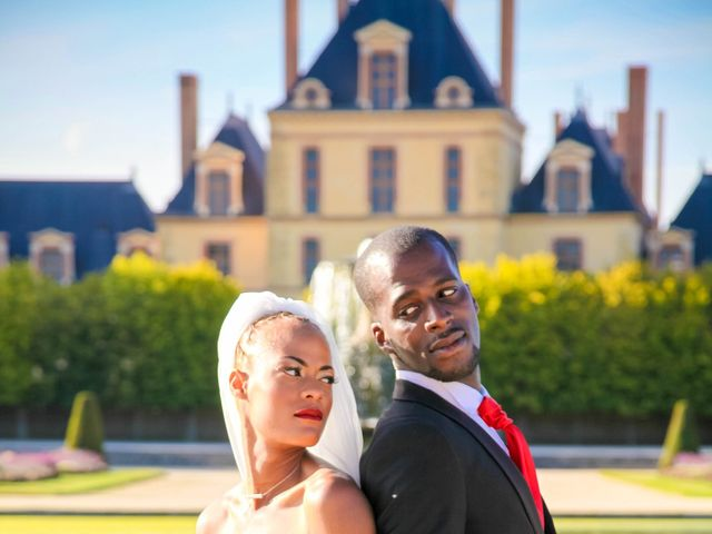Le mariage de Rudy et Léïla à Saint-Germain-Laval, Seine-et-Marne 69