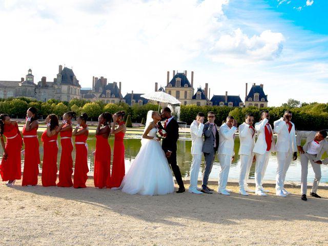 Le mariage de Rudy et Léïla à Saint-Germain-Laval, Seine-et-Marne 70