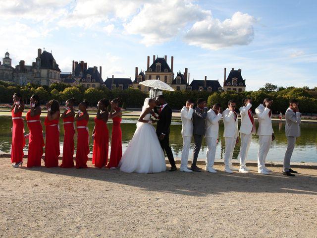 Le mariage de Rudy et Léïla à Saint-Germain-Laval, Seine-et-Marne 74