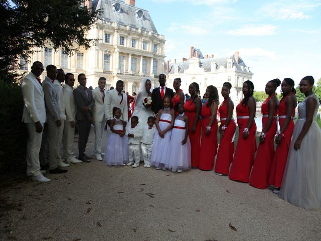 Le mariage de Rudy et Léïla à Saint-Germain-Laval, Seine-et-Marne 75
