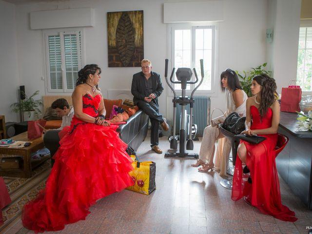 Le mariage de Thierry et Sabine  à Nîmes, Gard 1