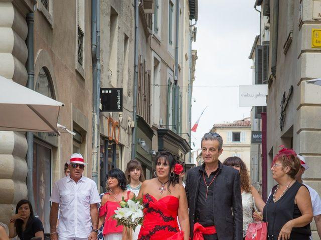 Le mariage de Thierry et Sabine  à Nîmes, Gard 6
