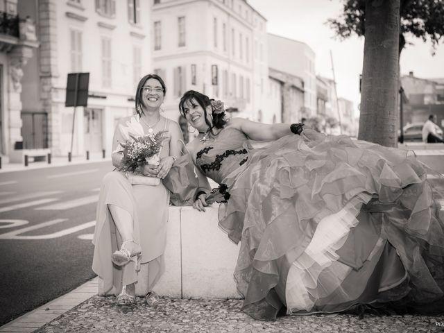Le mariage de Thierry et Sabine  à Nîmes, Gard 2
