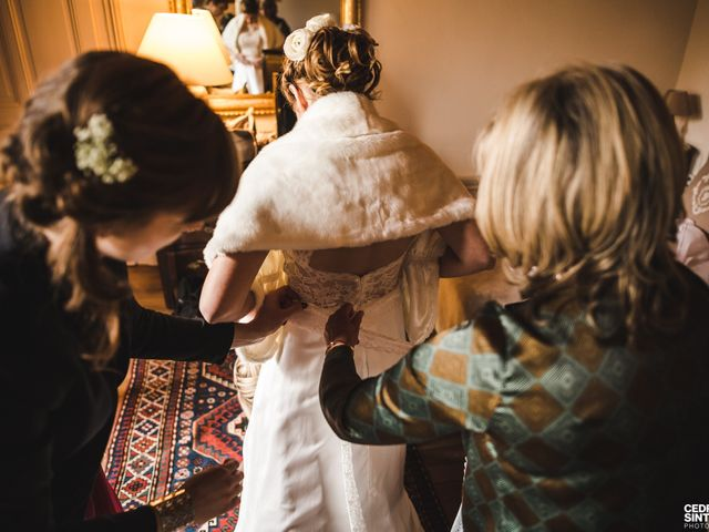 Le mariage de Cédric et Camille à Saint-Sixt, Haute-Savoie 11